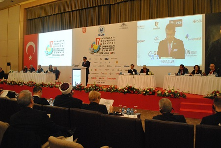 17th Eurasian Economic Summit completed succesfully