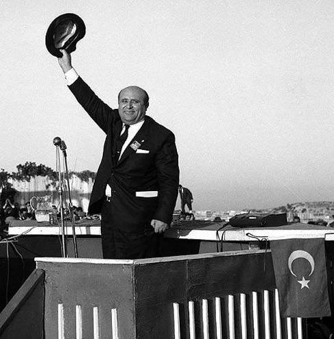 WE COMMEMORATE SÜLEYMAN DEMİREL IN THE 5TH YEAR OF HİS